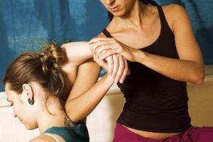 Thai Massage STR stretches